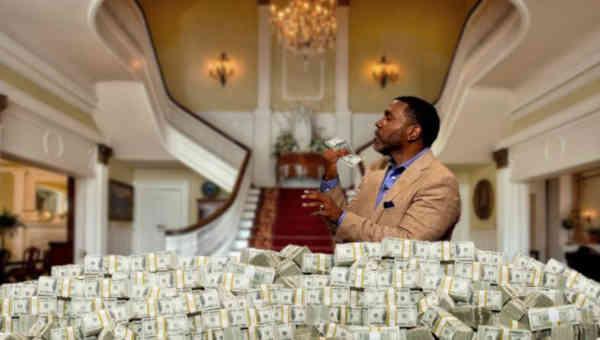 A Million-Dollar Man