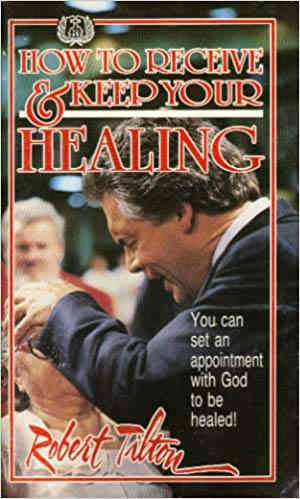 Healing Magazine CoverPage